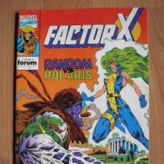 Cómics: FACTOR X VOL.1 FORUM Nº 79 - POSIBILIDAD DE ENTREGA EN MANO EN MADRID. Lote 48549578