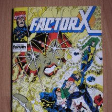 Cómics: FACTOR X VOL.1 FORUM Nº 80 - POSIBILIDAD DE ENTREGA EN MANO EN MADRID. Lote 48549633