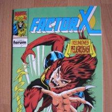 Cómics: FACTOR X VOL.1 FORUM Nº 86 - POSIBILIDAD DE ENTREGA EN MANO EN MADRID. Lote 48549652