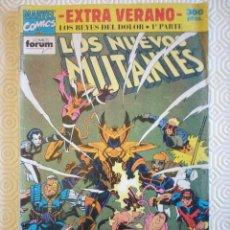 Comics : LOS NUEVOS MUTANTES EXTRA VERANO DE FABIAN NICIEZA, GUANG YAP. Lote 48555287