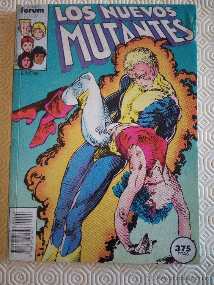 LOS NUEVOS MUTANTES Nº 41, 42, 43, 44 DE CHRIS CLAREMONT, LOUISE SIMONSON, JACKSON GUICE... (Tebeos y Comics - Forum - Nuevos Mutantes)