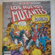 Cómics: LOS NUEVOS MUTANTES Nº 45, 46, 47 DE CHRIS CLAREMONT, JOHN BUSCEMA, JACKSON GUICE, BRET BLEVINS. Lote 48556414