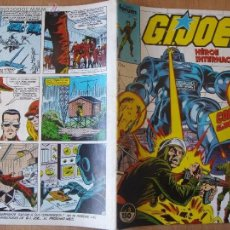 Cómics: G.I.JOE Nº 1,2, 3, 4, 5, 6, 8, 9,10, 12, 16,17,18,20 Y 26 - ED. FORUM. Lote 48583059