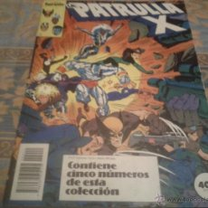 Cómics: LA PATRULLA X TOMO RETAPADO Nº 87 A 91. Lote 48667739