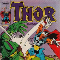 Cómics: THOR VOL.1 # 42 (FORUM,1986) - WALTER SIMONSON. Lote 48678279