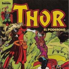 Cómics: THOR VOL.1 # 32 (FORUM,1985) - WALTER SIMONSON. Lote 48682371