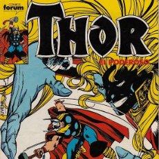 Cómics: THOR VOL.1 # 31 (FORUM,1985) - WALTER SIMONSON. Lote 48682392