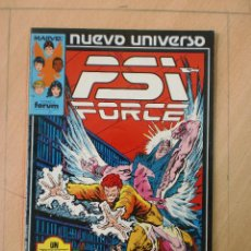 Cómics: NUEVO UNIVERSO PSI FORCE Nº 8 FORUM. Lote 48726761
