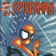 Comics: SPIDERMAN VOLUMEN 3 CÓMICS FÓRUM MARVEL NÚMERO 21. Lote 48777015
