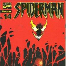 Comics: SPIDERMAN VOLUMEN 3 CÓMICS FÓRUM MARVEL NÚMERO 14. Lote 48777683