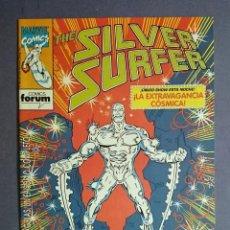 Cómics: SILVER SURFER VOL. 2 # 4 (FORUM) - ESTELA PLATEADA - 1992. Lote 48824937