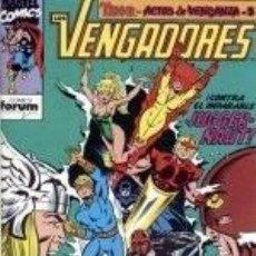 Cómics: VENGADORES VOLUMEN 1 NUMERO 97 FORUM.. Lote 113491951