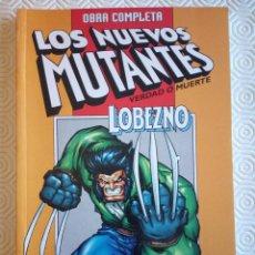 Cómics: LOS NUEVOS MUTANTES VERDAD O MUERTE + LOBEZNO: DIAS DEL FUTURO PASADO . Lote 48854635