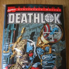 Cómics: BIBLIOTECA MARVEL DEATHLOK (FORUM, 2003). Lote 48867453
