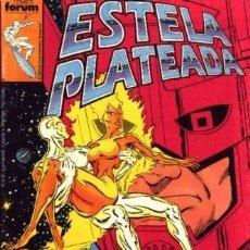 Cómics: ESTELA PLATEADA LOTE DE 10 Nº DEL 1 AL 10. Lote 48878029