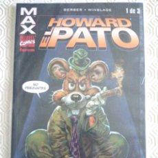 Cómics: MAX: HOWARD EL PATO TOMO 1 DE STEVE FERBER, PHIL WINSLADE. Lote 48887570