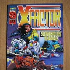 Cómics: X-FACTOR VOL.2 FORUM Nº 9 - POSIBILIDAD DE ENTREGA EN MANO EN MADRID. Lote 48928757