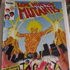 Cómics: LOS NUEVOS MUTANTES Nº12 (FORUM) LEER DESCRIPCION. Lote 48947024
