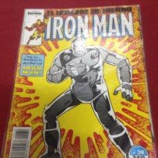 Fumetti: FORUM IRON MAN NUMERO 39 BUEN ESTADO. Lote 48950709