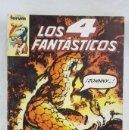 Cómics: CÓMIC / RETAPADO LOS 4 FANTÁSTICOS / FANTASTIC FOUR - Nº 41 AL 45 - ED. COMICS FORUM. Lote 48996418