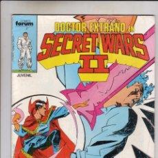 Fumetti: FORUM - SECRET WARS II NUM. 31 ( DOCTOR EXTRAÑO ). TIENE EL POSTER CENTRAL. Lote 49098516