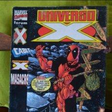 Cómics: UNIVERSO X 13 - FORUM - MARVEL - MUTANTE X + CABLE + MASACRE. Lote 49125138