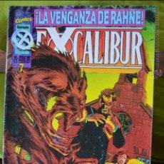 Cómics: X MEN 7 - EXCALIBUR - ¡LA VENGANZA DE RAHNE! - FORUM - MARVEL. Lote 49125210