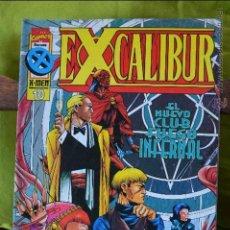 Cómics: X MEN 10 - EXCALIBUR - EL NUEVO CLUB FUEGO INFERNAL LONDRES EN LLAMAS - FORUM - MARVEL. Lote 49125220