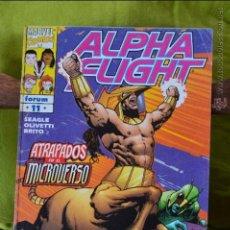 Cómics: ALPHA FLIGHT 11 - ATRAPADOS EN EL MICROVERSO - FORUM - MARVEL. Lote 49125245
