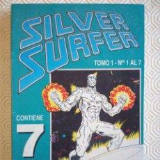 Cómics: SILVER SURFER VOL.2 Nº 1, 2, 3, 4, 5, 6, 7 DE JIM STARLING, RON LIM, RON MARZ. Lote 49142010