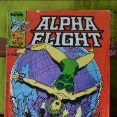 Cómics: ALPHA FLIGHT 3 - FORUM - MARVEL. Lote 49143238