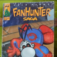 Cómics: FANHUNTER SAGA 2 - FAN HUNTER SAGA 2 - CELS PIÑOL - FORUM. Lote 49143584