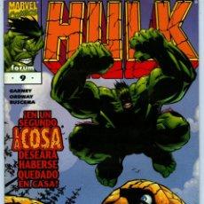Cómics: LA COSA VS. HULK Nº 9. Lote 49143739