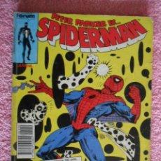 Cómics: PETER PARKER ES SPIDERMAN 126 127 128 129 130 EDICIONES FORUM 1983 VOL 1. Lote 49148069