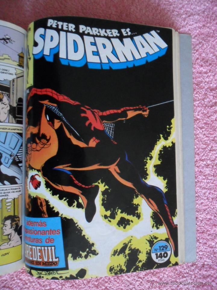 Cómics: peter parker es spiderman 126 127 128 129 130 ediciones forum 1983 vol 1 - Foto 8 - 49148069