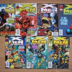 Cómics: X-MEN UNLIMITED Nº 1, 2, 3, 4, 5, 8 Y 12 - POSIBILIDAD DE ENTREGA EN MANO EN MADRID. Lote 49151965