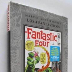 Cómics: MARVEL MASTERWORKS LOS 4 FANTASTICOS. Lote 49161807