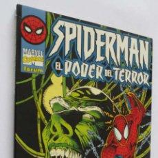 Cómics: SPIDERMAN EL PODER DEL TERROR. Lote 96461774