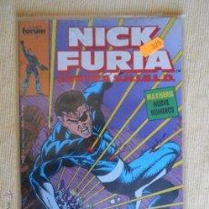 Comics: NICK FURIA CONTRA S.H.I.E.L.D. - Nº 4 - MARVEL - FORUM (O). Lote 49164305