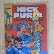 Comics: NICK FURIA CONTRA S.H.I.E.L.D. - Nº 5 - MARVEL - FORUM (O). Lote 49164441