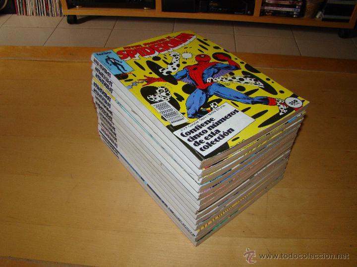LOTE DE 9 RETAPADOS DE SPIDERMAN (Tebeos y Comics - Forum - Retapados)