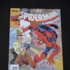 Cómics: COMIC MARVEL FORUM SPIDERMAN (SPIDER-MAN) N 225. Lote 49327256