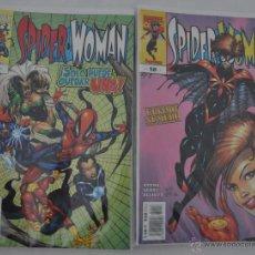 Cómics: SPIDER WOMAN COMPLETA. Lote 49378862