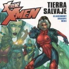 Cómics: XTREME X-MEN. TIERRA SALVAJE. TOMO FORUM.. Lote 49397760