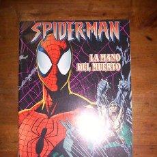 Cómics: SPIDERMAN : LA MANO DEL MUERTO. Lote 49407962