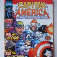Cómics: CAPITÁN AMERICA CENTINELA DE LA LIBERTAD Nº 1 - FORUM (MARVEL). Lote 49435376