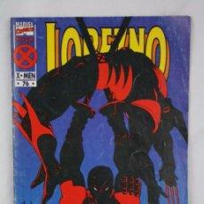 Cómics: CÓMIC LOBEZNO. Nº 76 - MARVEL COMICS / FORUM - X MEN. Lote 64196082