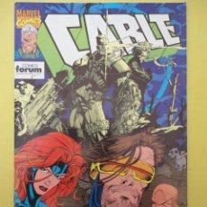 Comics : CABLE Nº 7. Lote 49540348