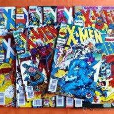 Cómics: LOTE DE 15 COMICS- MARVEL COMICS FORUM - X-MEN- NÚMEROS 1-2-3-4-5-6-7-8-9-10-11-12-13-14-15-AÑO 1992. Lote 120262430