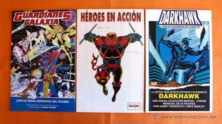 Cómics: Lote de 15 comics- Marvel Comics Forum - X-MEN- Números 1-2-3-4-5-6-7-8-9-10-11-12-13-14-15-Año 1992 - Foto 9 - 120262430
